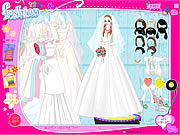 Click to Play Fashion Bride Dressup