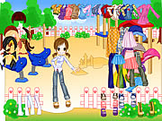 Click to Play Fashion Doll Dressup