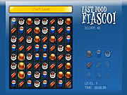 Click to Play Fast Food Fiasco