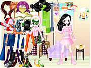 Click to Play Funky Cool Dressup