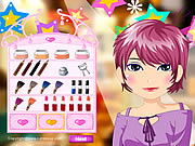 Click to Play Girl Makeover 1