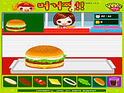 burger flash game