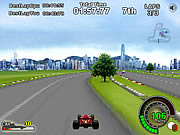 Click to Play Ho-pin Tung Racer