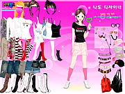 Click to Play Impress Hot Dressup
