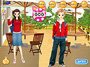 Click to Play Jeans and Bags Make over