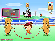 Click to Play Jumping Lope