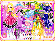 Click to Play Magic Dress up
