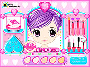 Click to Play Makeup Box
