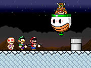 Click to Play Mario Brothers the Movie 2