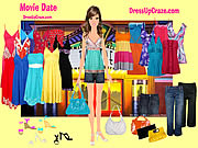Click to Play Movie Date Dressup