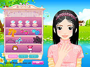 Click to Play New Face Dressup