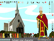 Click to Play Pimp my Pope