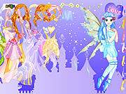Click to Play Purply Fairy Dressup