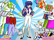 Click to Play Shampoo Girl Dressup