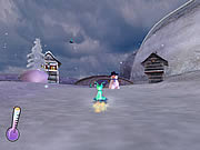 Click to Play Sled Bash