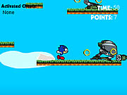 Click to Play Sonic XS