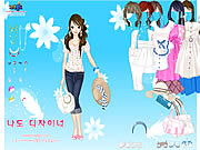 Click to Play Spring Hat Dressup