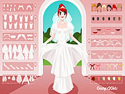 Click to Play White Bridal Dressup