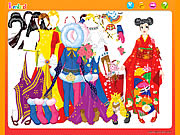World Culture Dressup