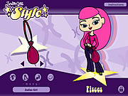 Click to Play Zodiac Girls Dress up