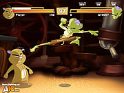 Click to Play Zombie vs Hamster